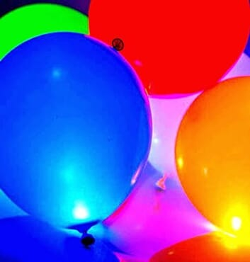 Led Party Balloons (5 per pack)