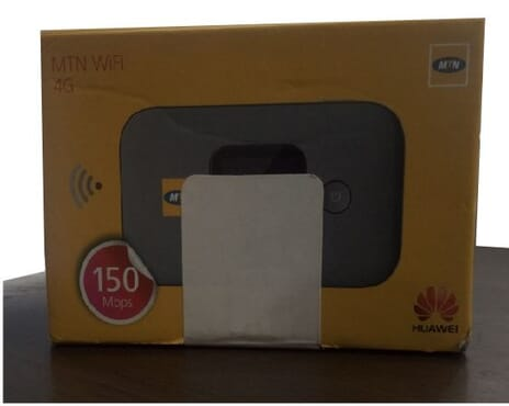 4G LTE Universal MTN Mobile Wifi E5577s-321 For All Networks