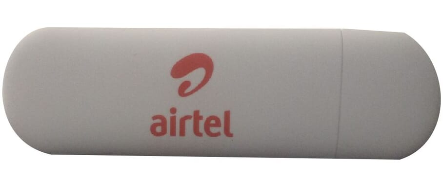 ZTE Universal 3G Airtel USB Modem  MF710M For All Networks