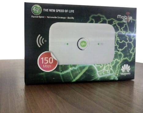 HUAWEI POCKET GLO MOBILE MiFi E5573s-606 BEST MiFi PRODUCT