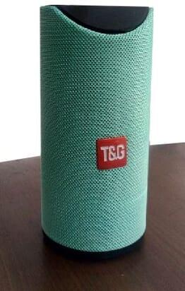 T & G PORTABLE POWER BLUETOOTH SPEAKER