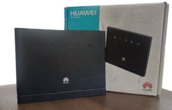 HUAWEI 4G LTE ROUTER LTE CPE B315 FOR ALL NETWORKS