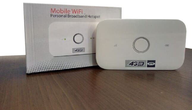 HUAWEI 4 G LTE MTN UNIVERSAL MOBILE WIFI FOR ALL NETWORKS