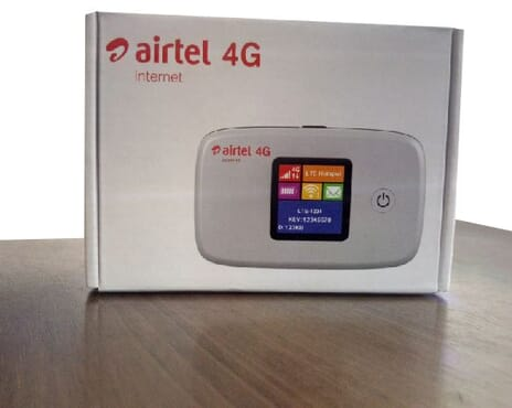 4G LTE AIRTEL ROUTER WITH WIFI VIDA M1