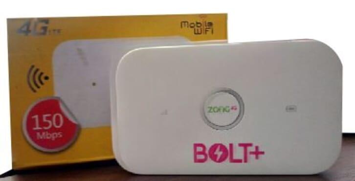 4G LTE UNIVERSAL ZONE BOLT WIFI HUAWEI E55573cs-322
