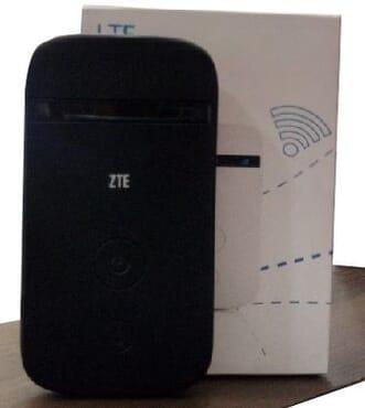 4G LTE UNIVERSAL ZTE WIFI MF9