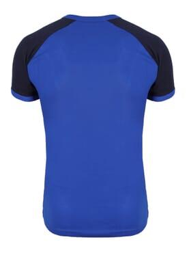 1-029 Blue Blue Body Size T-Shirt