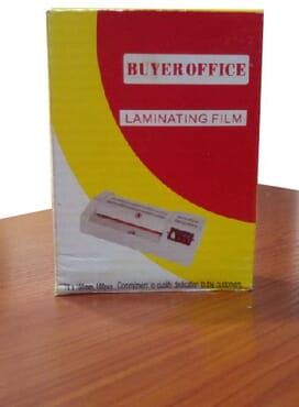 BUYOR OFFICE LAMINATING FILM ID CARD 70X100MM