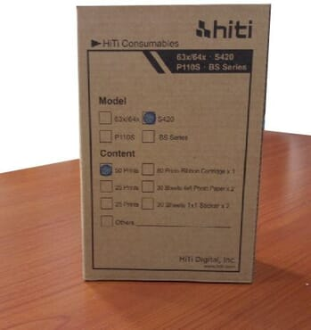 HiTi CONSUMABLES IT PAPER