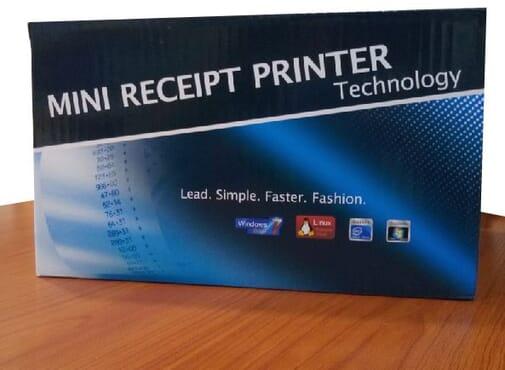 MINI THERMAL RECEIPT PRINTER XPRINT 80MM