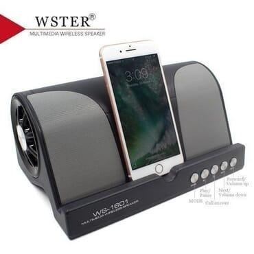 Wester WS-1601 Bluetooth Speaker