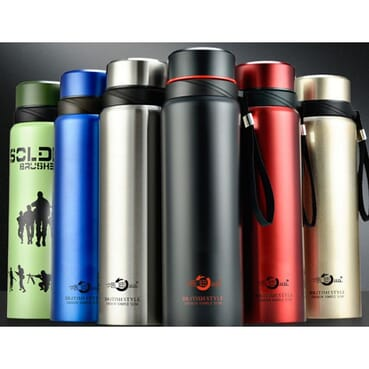 1.2L Hot & Cold Stainless Steel Vacuum Flask