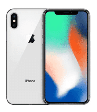 Apple iPhone X - 256GB - Silver - 1 Year Warranty