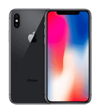 Apple iPhone X - 256GB - Space Gray - 1 Year Warranty