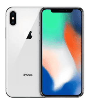 Apple iPhone X - 64GB - Silver - 1 Year Warranty