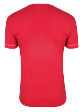 1-105 Red Grey Body Size T. Shirt