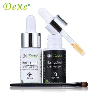 Dexe Anti Hair Loss Growth Essence Lotion For Men And Women 6pcs