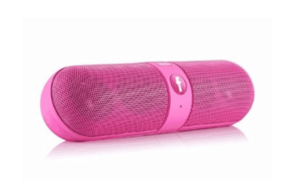 Wireless Bluetooth Speaker - Pink