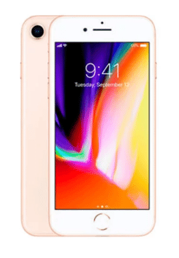 Apple iPhone 8 - 256GB - Gold - 1 Year Warranty