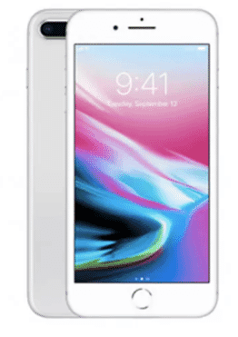 Apple iPhone 8 Plus - 64GB - Silver