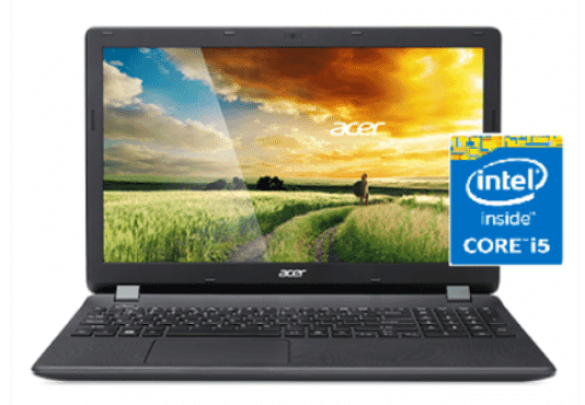 Acer Aspire ES1-571.088 Intel Core I5 Laptop 15 Inch 4 GB RAM 1 TB Hard Drive