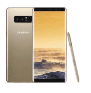 Samsung Galaxy Note 8 - 6GB RAM - Dual Sim