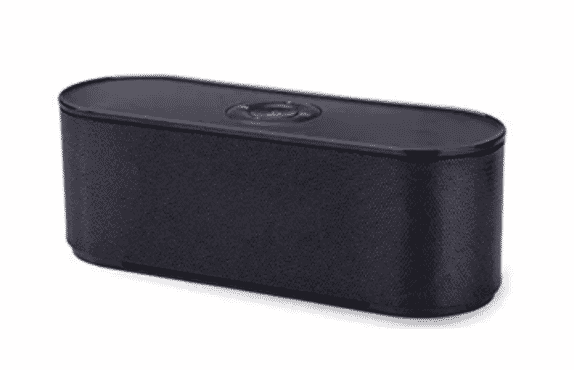 MDI S207 Portable Bluetooth Speaker - Black