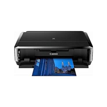 Canon Pixma IP7240. (CD/DVD/Direct On Plastic I.D Card/Documents/Passport And Full Photo Printing Machine)