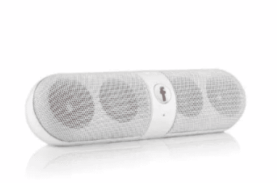Wireless Bluetooth Speaker - White