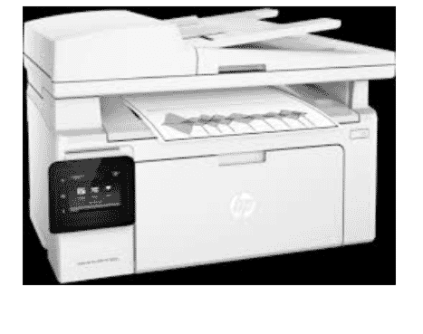 HP Laserjet M130FW All in One