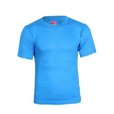 Banana's Cool Click Premium Sky Blue T-Shirt