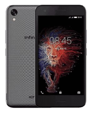 Infinix Hot 5 - Fingerprint Sensor - Dual Sim