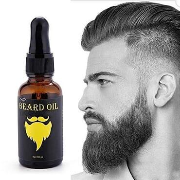 Beard Oil Instant Facial Hair Growth - 30ml