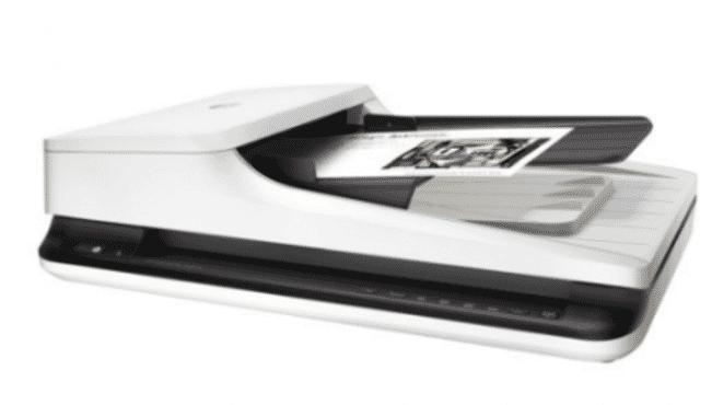 HP Scanner Pro 2500 F1 Flatbed ScanjetHP Scanner Pro 2500 F1 Flatbed Scanjet