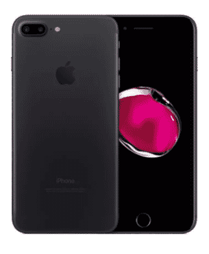Apple Iphone 7 Plus 256gb - Black
