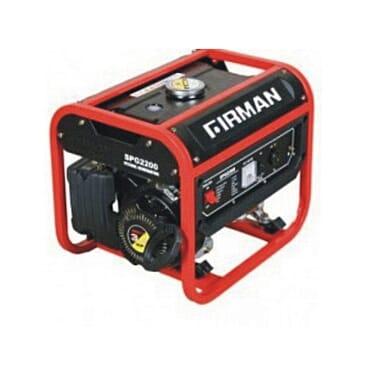 Sumec Firman 1.8kva Generator - SPG 2200