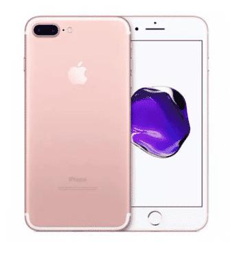 Apple Iphone 7 Plus - 256gb - Rose Gold