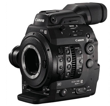 Canon PROFESSIONAL VIDEO CAMERA