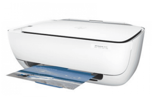 HP DeskJet 3630 - All-In-One -Coloured Ink- Wireless Printer