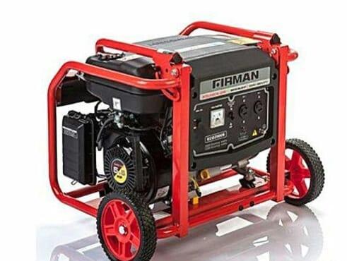 Sumec Firman ECO2990S Generator 2.8kva Manual Starter