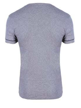 1-105 Grey Blue Body Size T. Shirt