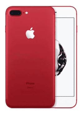 Apple Iphone 7 Plus -red - 128gb