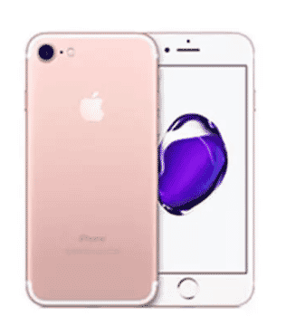 Apple Iphone7 - 258gb - Rose Gold