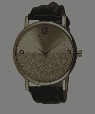Fashion Female Leather Wrist Watch