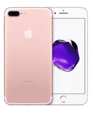 Apple Iphone 7 Plus - 32gb - Rose Gold