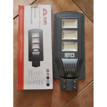 SMS 60w All In One Solar Street Light