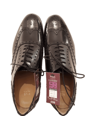 Marks & Spencer Leather Brogues