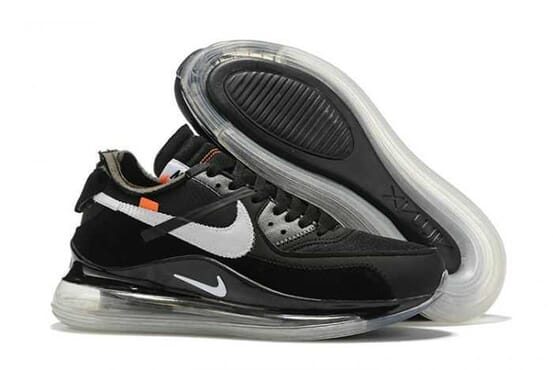 THE 10: NIKE X AIR 720 90 | BLACK WHITE
