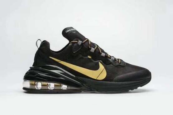 NIKE AIRMAX AXIS TAKASHI SHIELD | BLACK GOLD