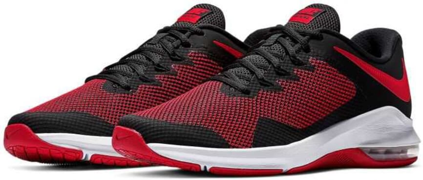 NIKE AIRMAX ALPHA TRAINER | BLACK RED